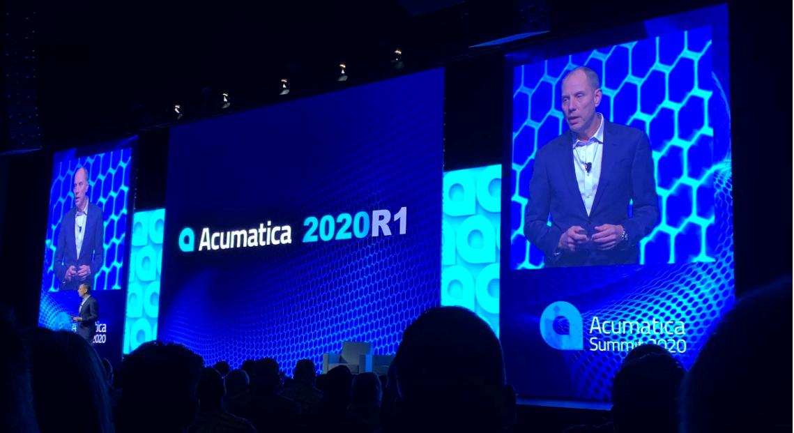 Acumatica 2020R1