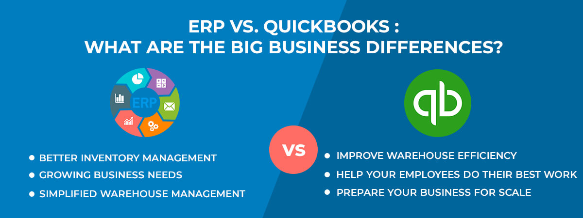 ERP vs QuickBooks
